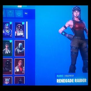 Other - Fortnite account